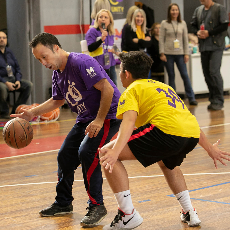 Unity Baksetball Tournament
